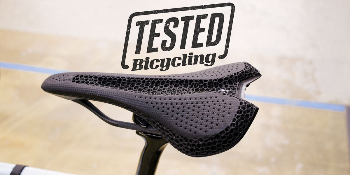 Specialized's Latest Saddle Expands Its 3D Printed Saddle Range With a More Traditional Long Shape