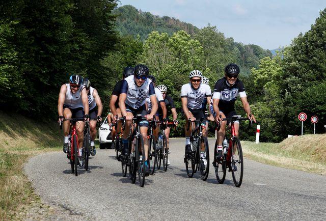 coureurs du courage fietsreizen