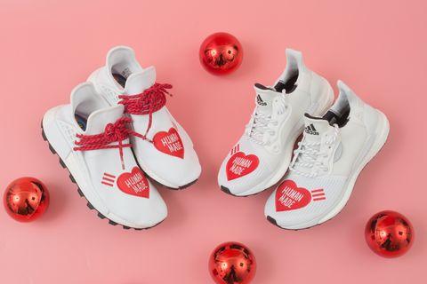 adidas Originals Pharrell x Human Made聯名推出球鞋
