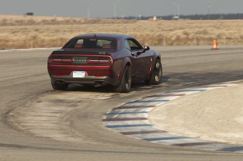 2018 Challenger Hellcat Widebody Better To Drive Harder To Park