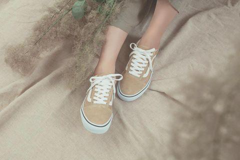 Vans, 奶茶色, 帆布鞋, 春夏鞋款推薦, 球鞋
