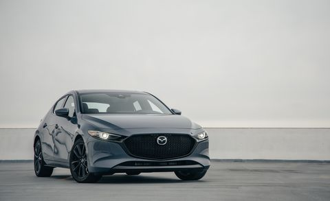2019 Mazda 3 Recalled for Faulty Lug Nuts That Could Cause Wheels to Fall Off