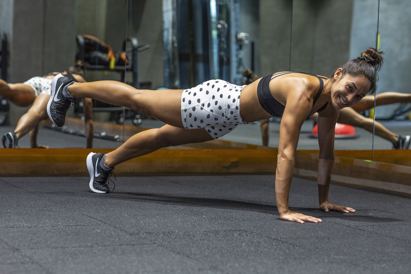 Try This 3-Move, 5-Minute Workout to Start Your Day