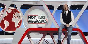 Santiago Segura presneta Hoy no, mañana
