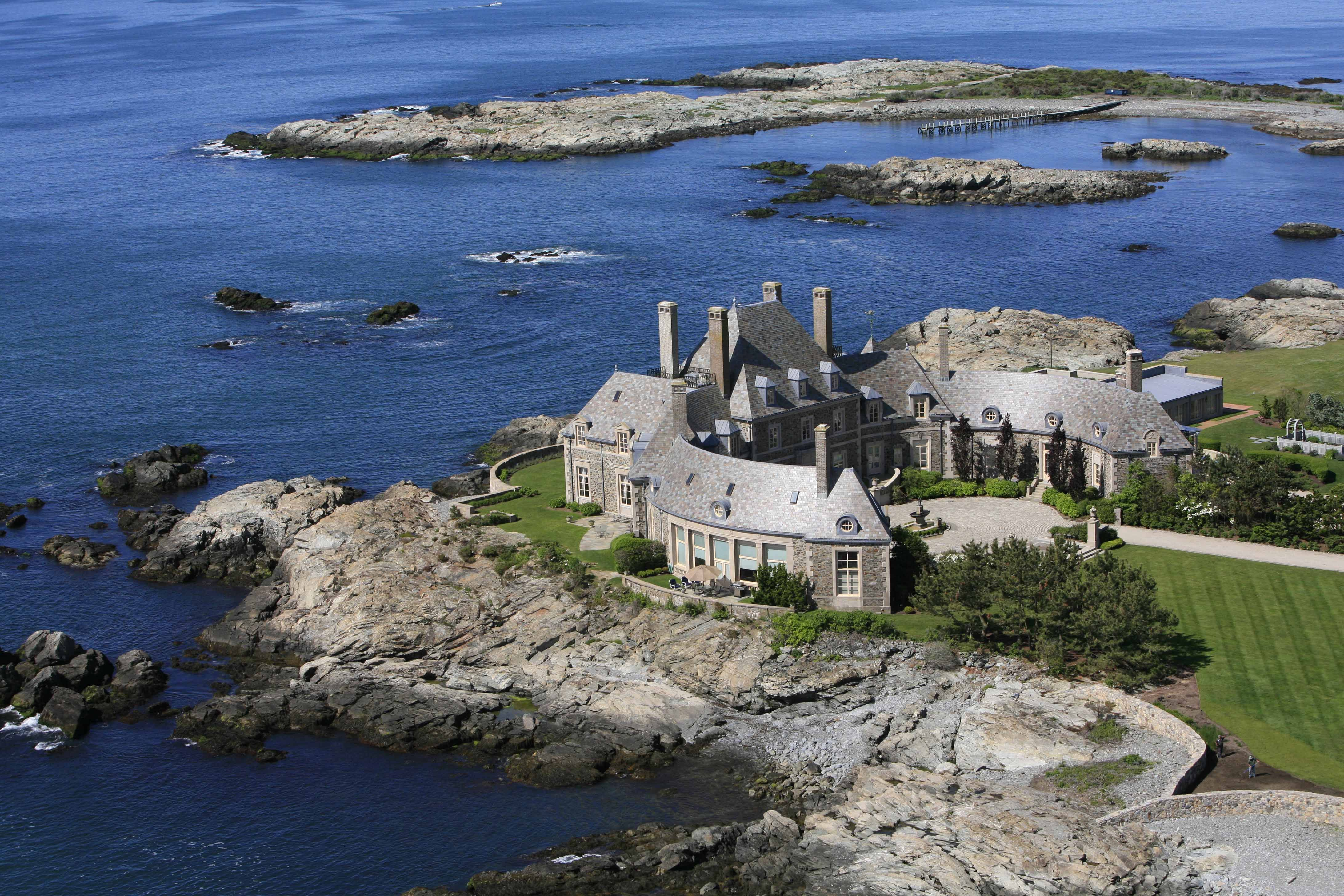 Jay Leno Newport Rhode Island Home Seafair