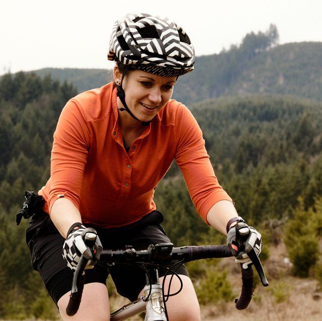 how many miles should i bike daily