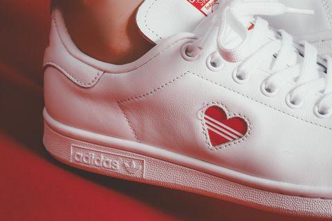 ELLE 球鞋上癮症, Stan Smith, adidas Originals, 情人節系列