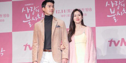 玄彬、孫藝珍拍新戲《愛的迫降》