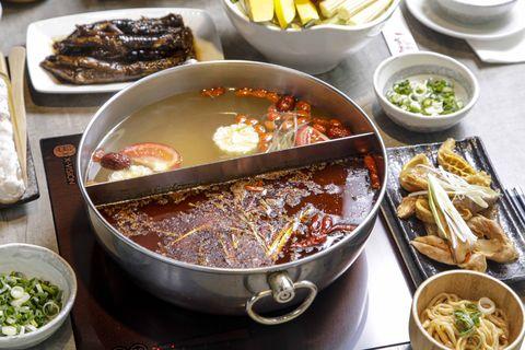 老鼎旺川味鍋物湯頭