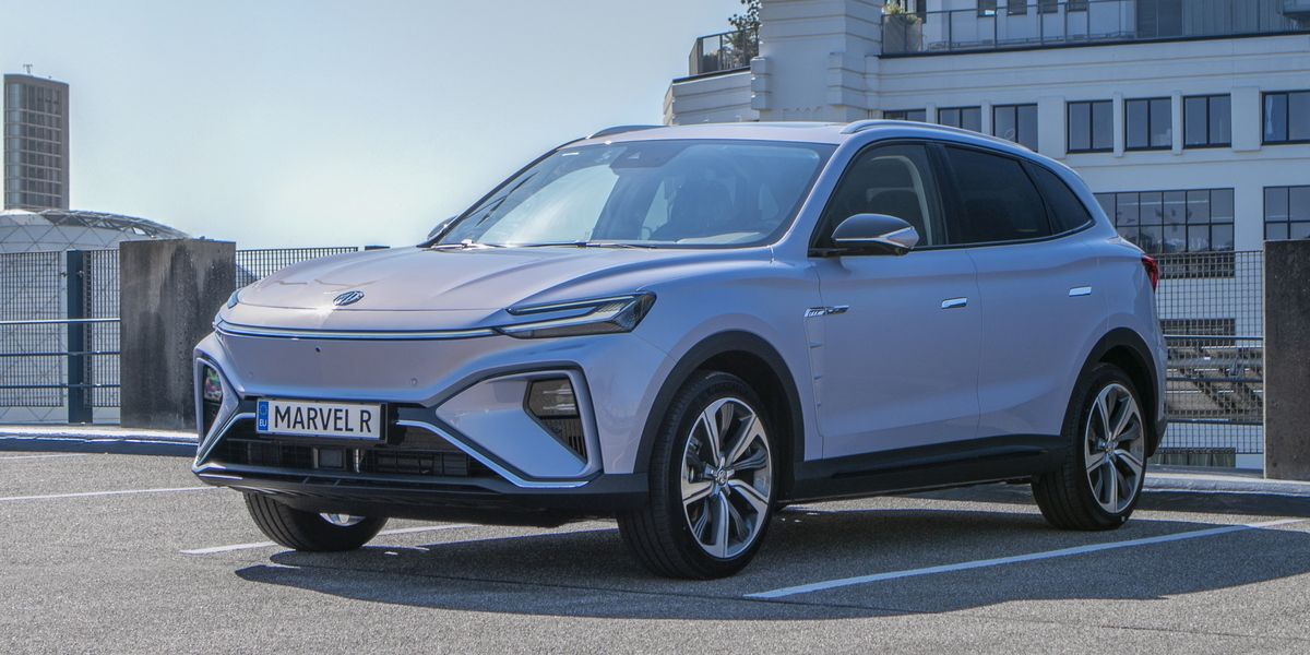 MG Marvel R Electric: El nuevo SUV eléctrico de Morris Garage ya puede reservarse