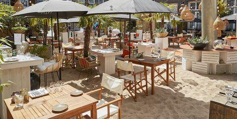 sofitel legend the grand amsterdam opent the grand beach