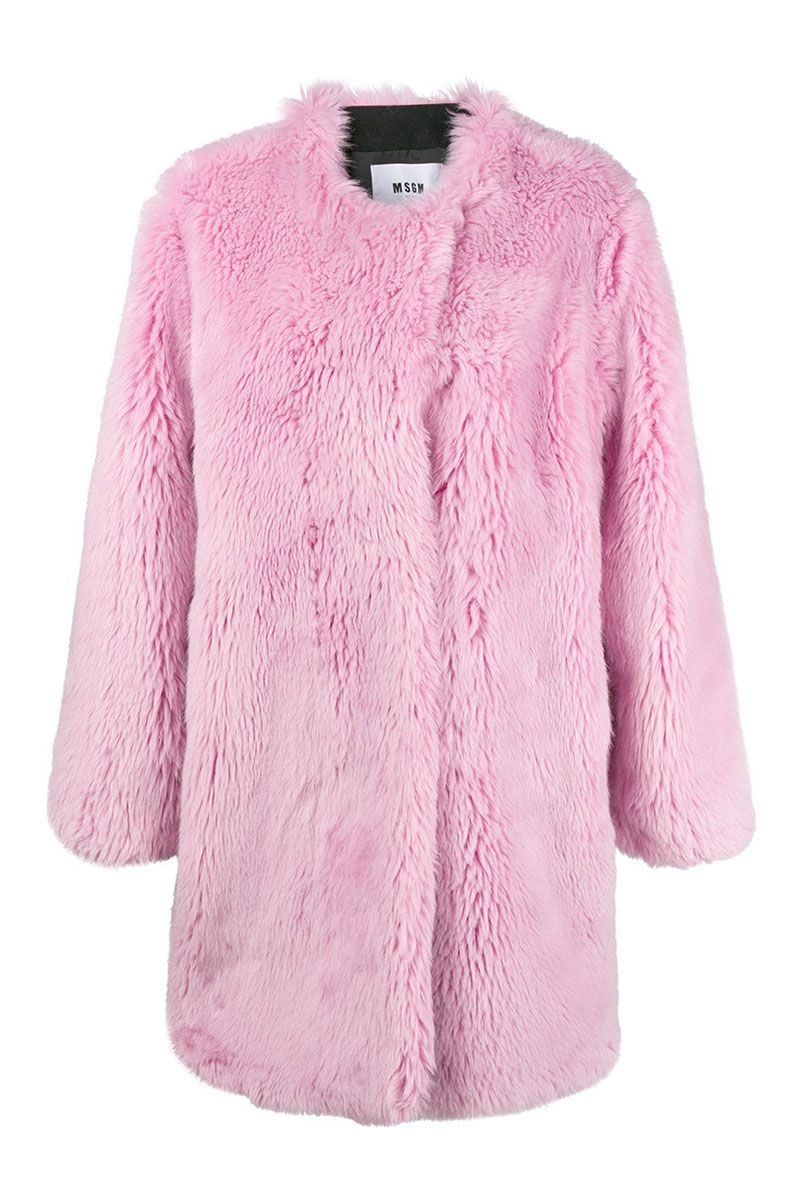 faux fur coat 2018