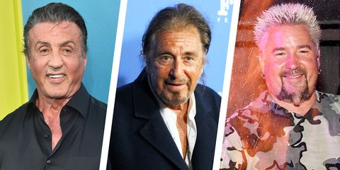 Sylvester Stallone Al Pacino Guy Fieri Meeting Cooking Twitter