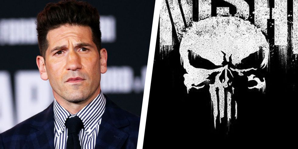 Jon Bernthal Called Out Capitol Rioters for Appropriating Marvel's 'Punisher' Skull Logo