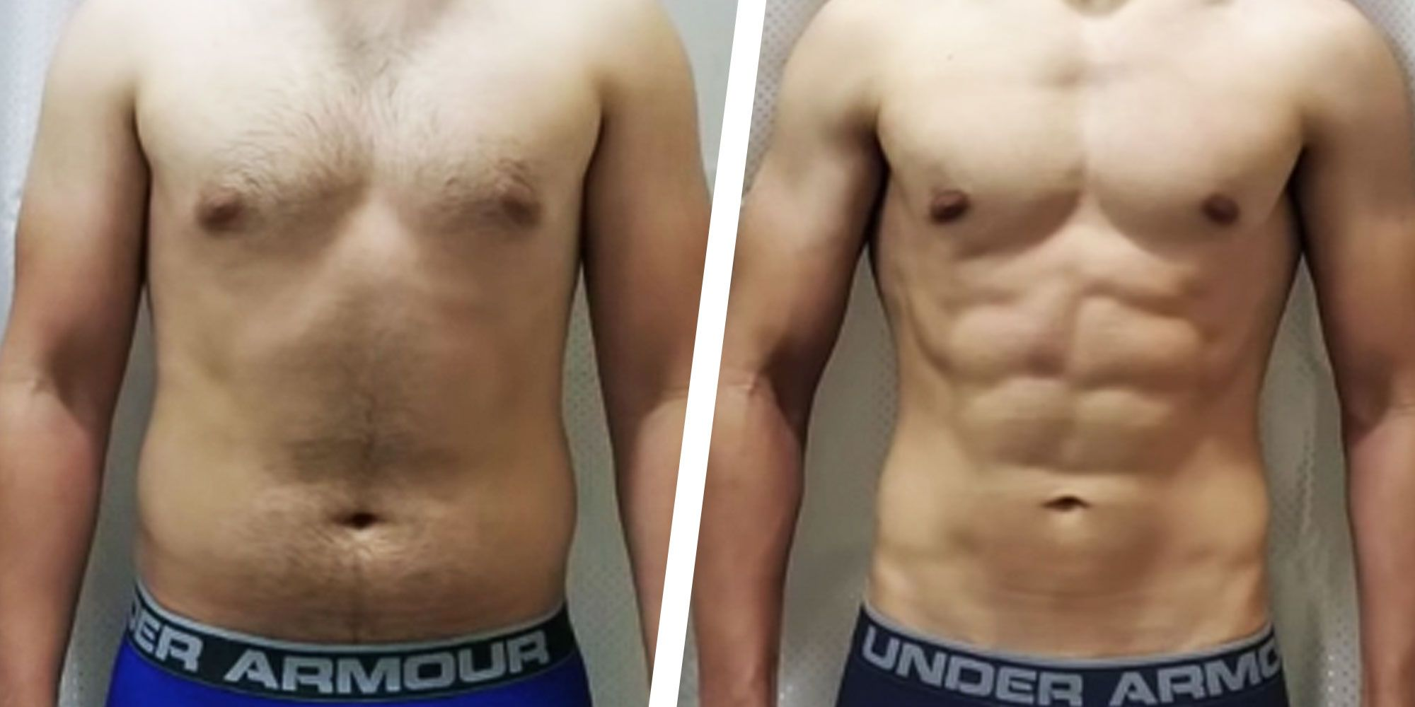 How This Guy Lost 25 Pounds and Got Shredded in 6 Months