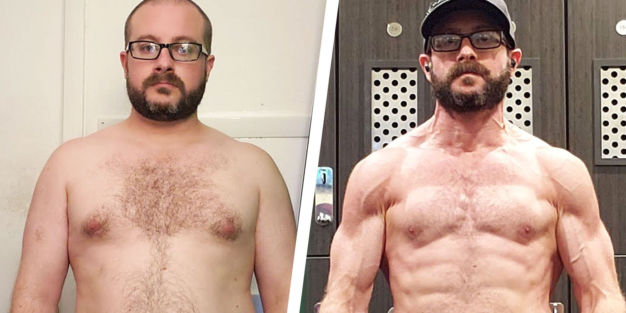 How This Guy Burned 5 Percent of His Body Fat and Got Ripped