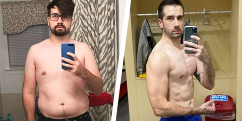 bill banks after weight loss transformation