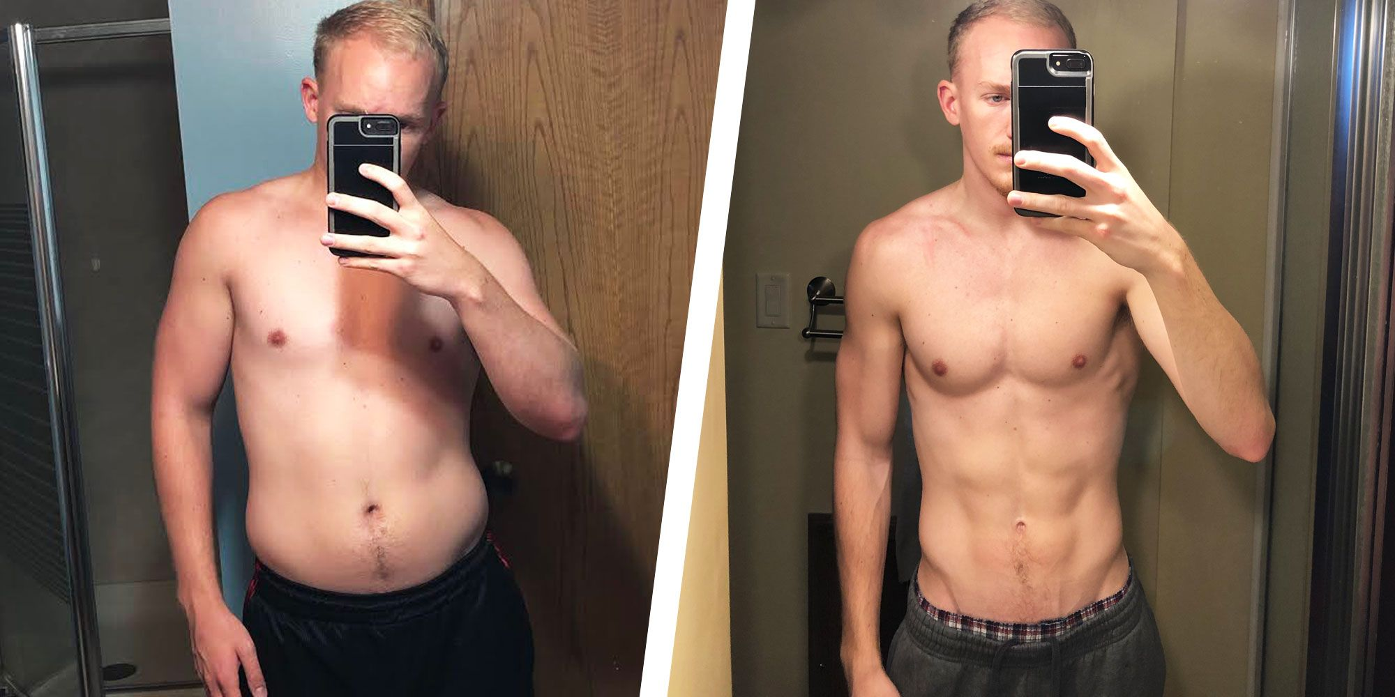 This Guy Changed His Protein Sources and Got 13kg Leaner