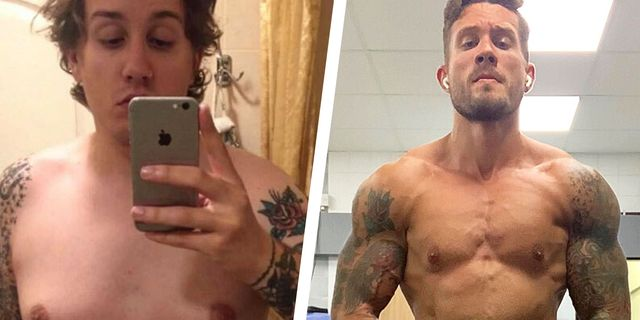 jack grover weight loss transformation