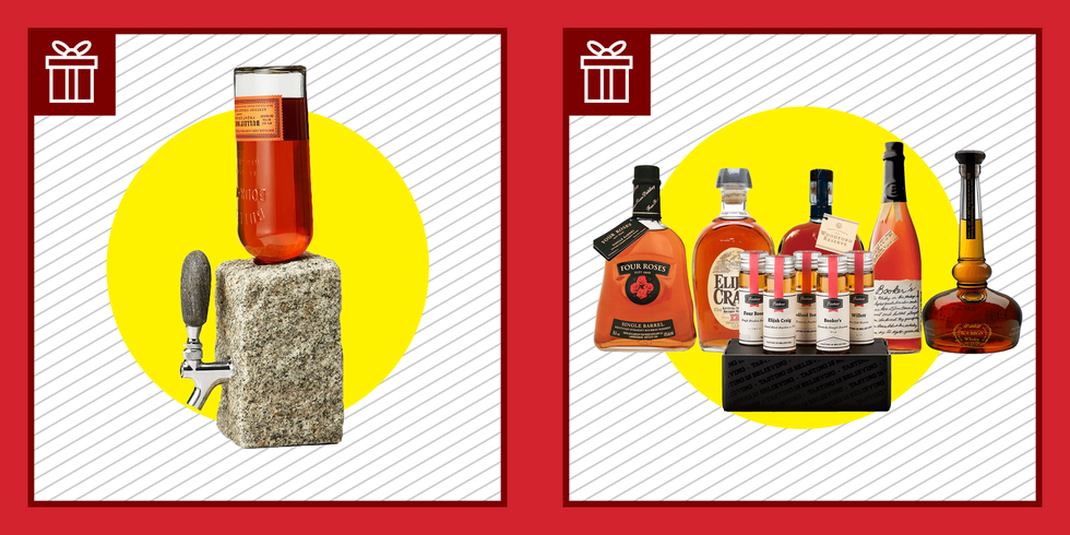 The 50 Best Gifts for Whiskey Lovers