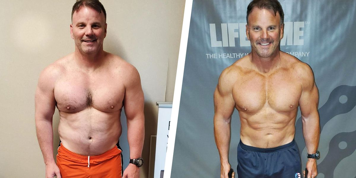 Weight loss: Man cut THIS from his diet, lost 3 stone in 4