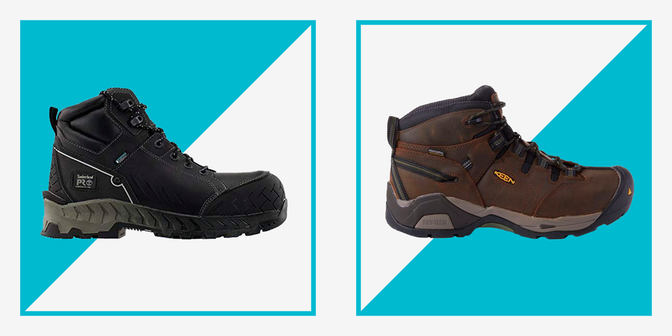 The 13 Best Work Boots for Men to Buy Now
