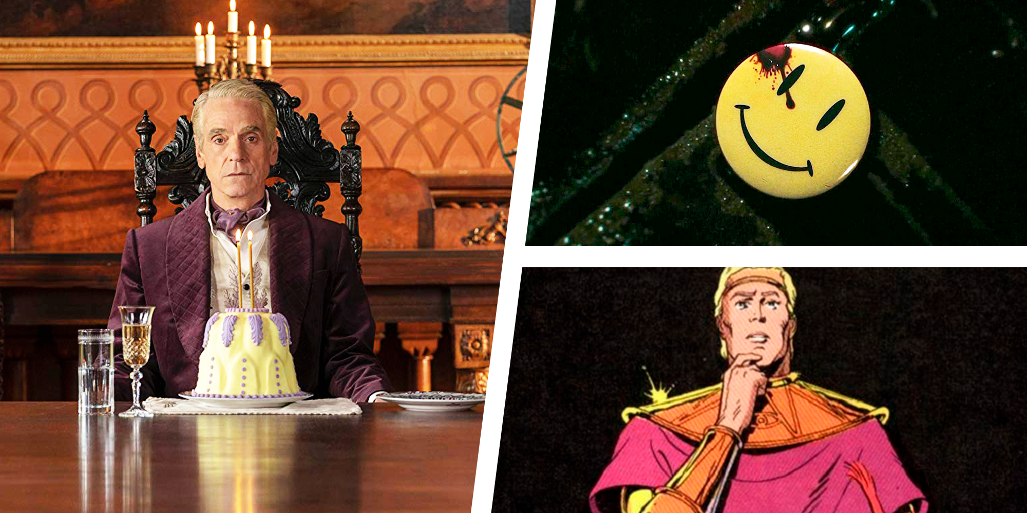 All the Easter Eggs So Far in HBO's Watchmen