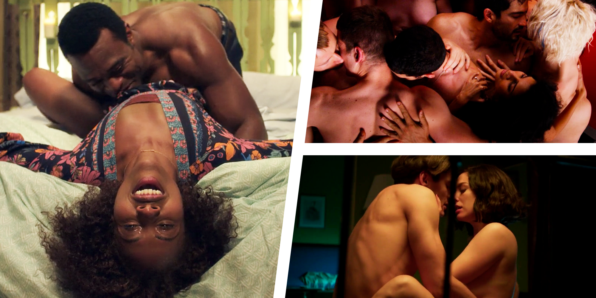 20 Netflix Sex Scenes That Are Pretty Much on Par With Porn