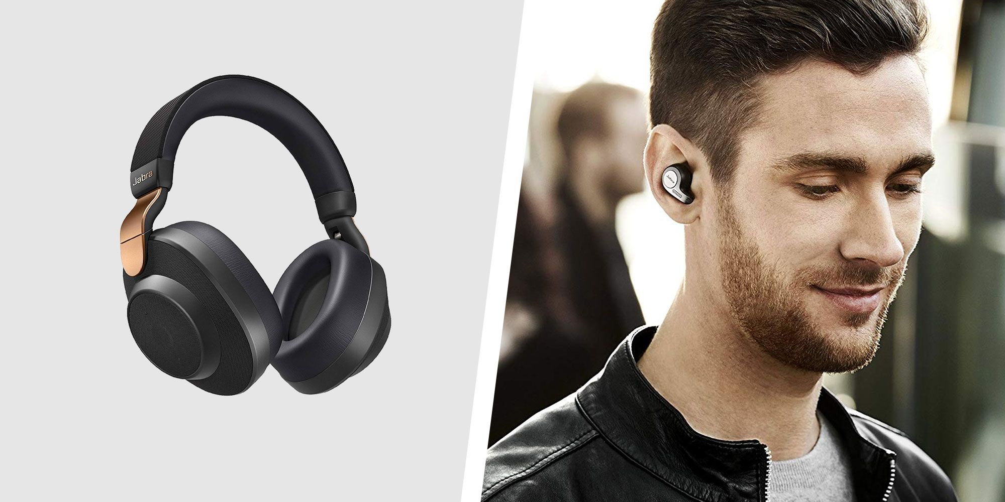 Amazon Is Having a Great Sale on Jabra Wireless Headphones Today