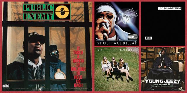 best albums to work out to