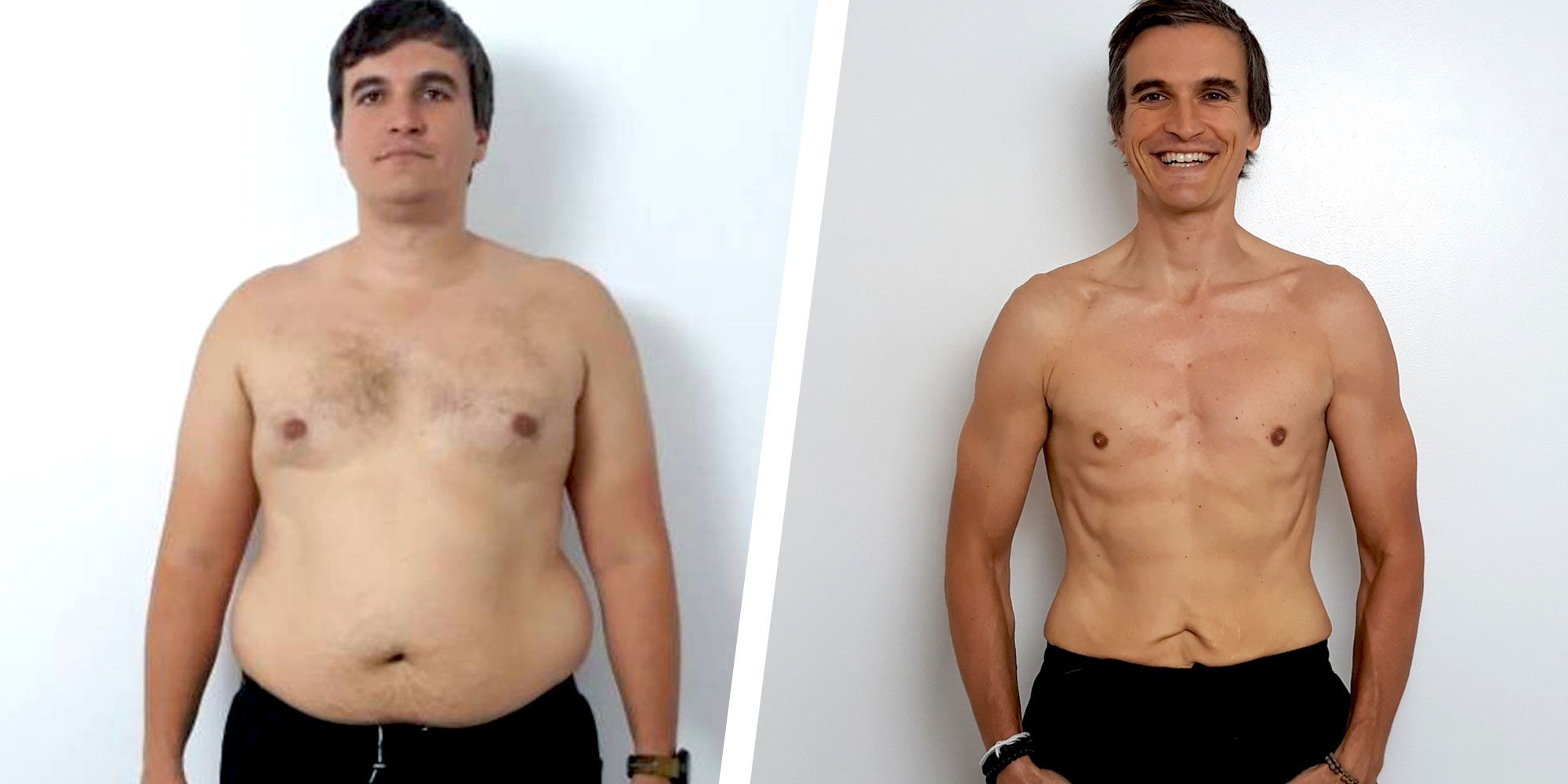 20 Simple Changes Helped This Guy Lose Nearly 20 Pounds in a Year