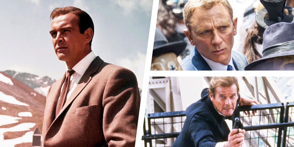 How to Watch All 24 James Bond Movies in Order