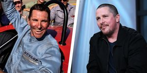 christian bale ford v ferrari weight loss transformation