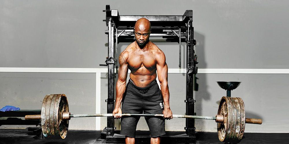 3 Strength Training Tips From a Guy Who Lifts 5 Times His Body Weight