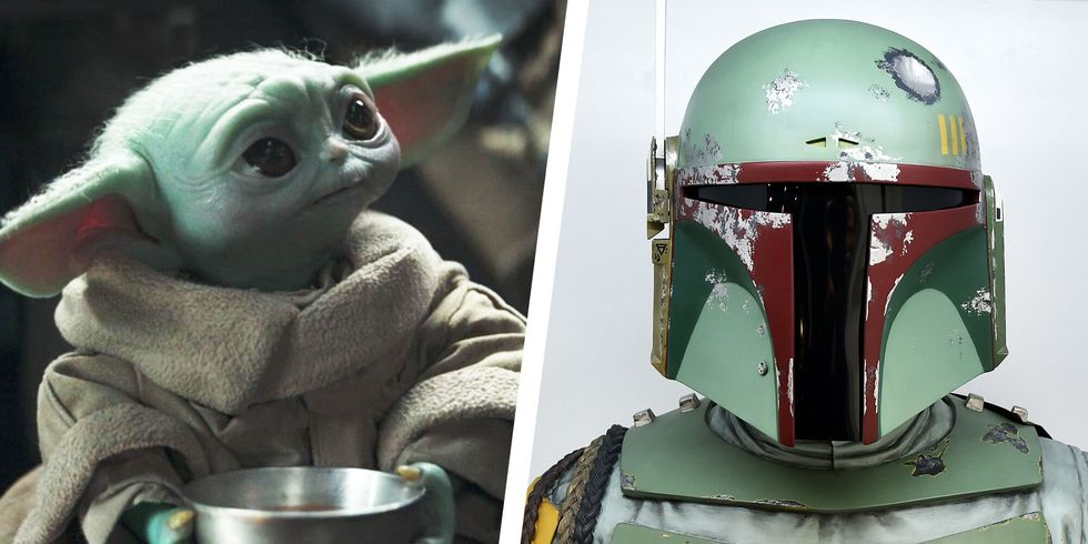 This  <em>Mandalorian</em> Fan Theory Predicts How Baby Yoda and Boba Fett's Futures Might Intertwine