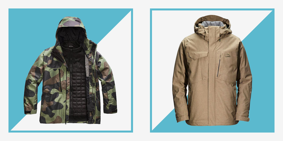 The 23 Best Ski Jackets for Men to Stay Warm on the Slopes thumbnail