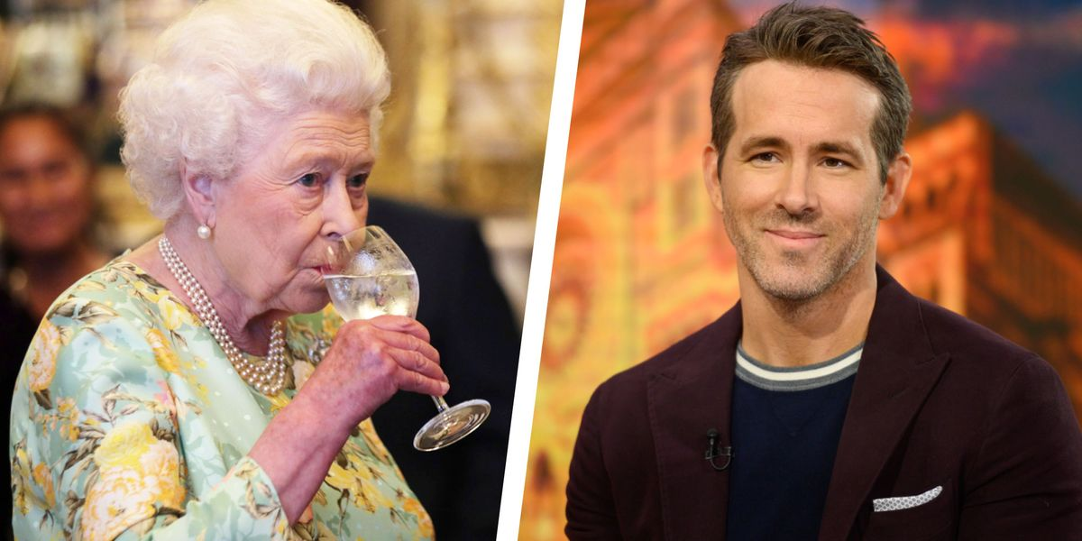 Ryan Reynolds Reponds to New Royal Gin Line