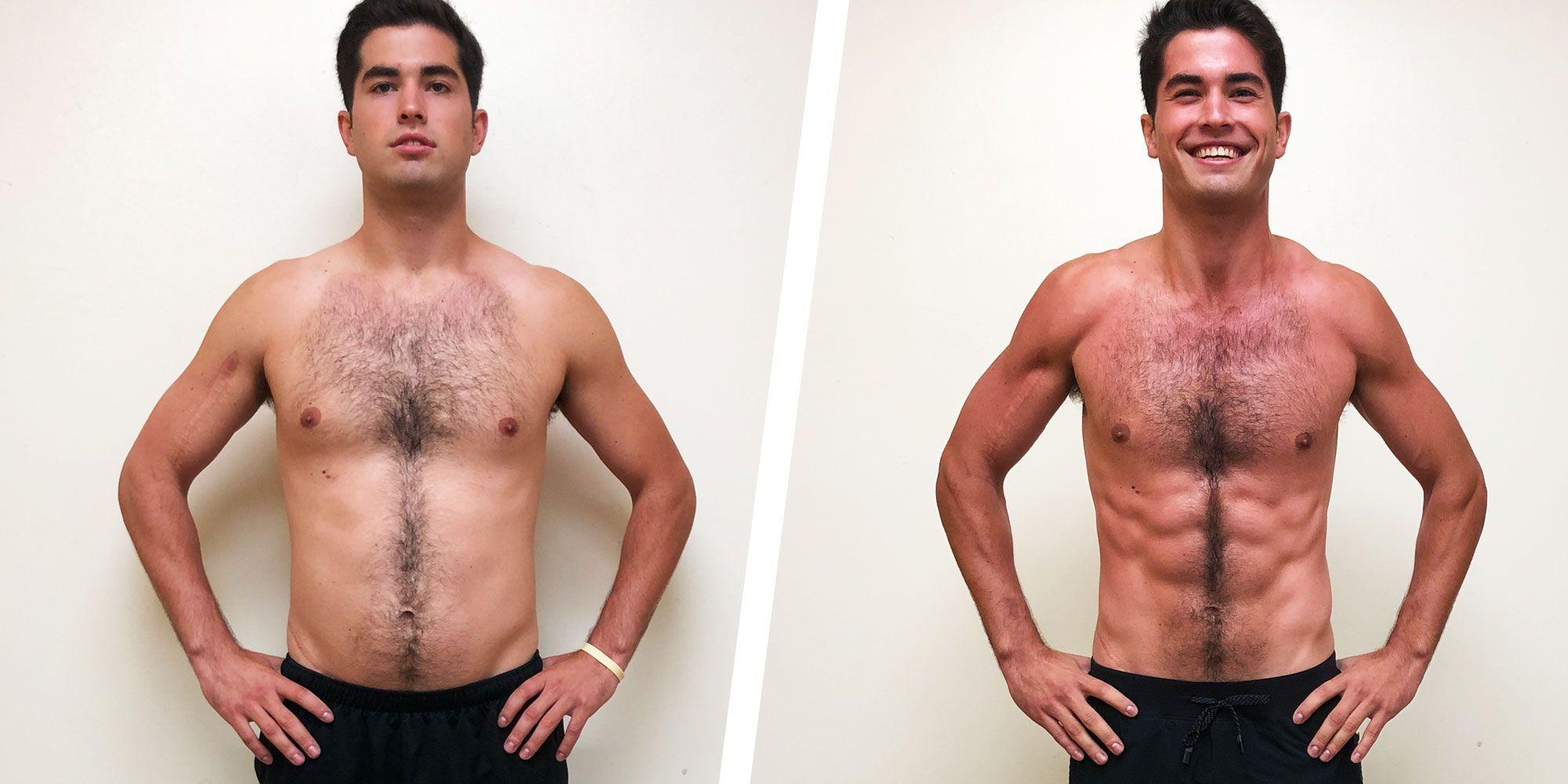 Small Tweaks to This Guy's Diet Helped Him Drop 7kg in 2 Months