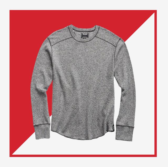 best thermal shirts waffle knit shirts