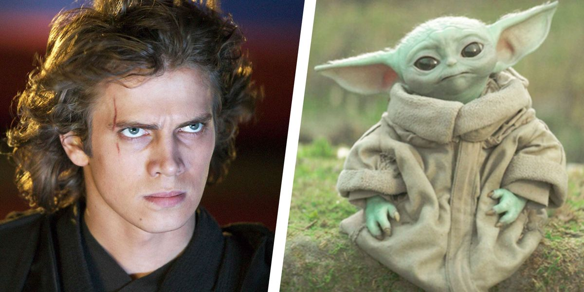 A Mandalorian Theory Connects Baby Yoda to Anakin