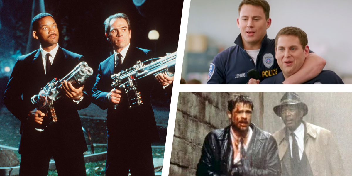 The 25 Best Buddy Cop Movies of All Time