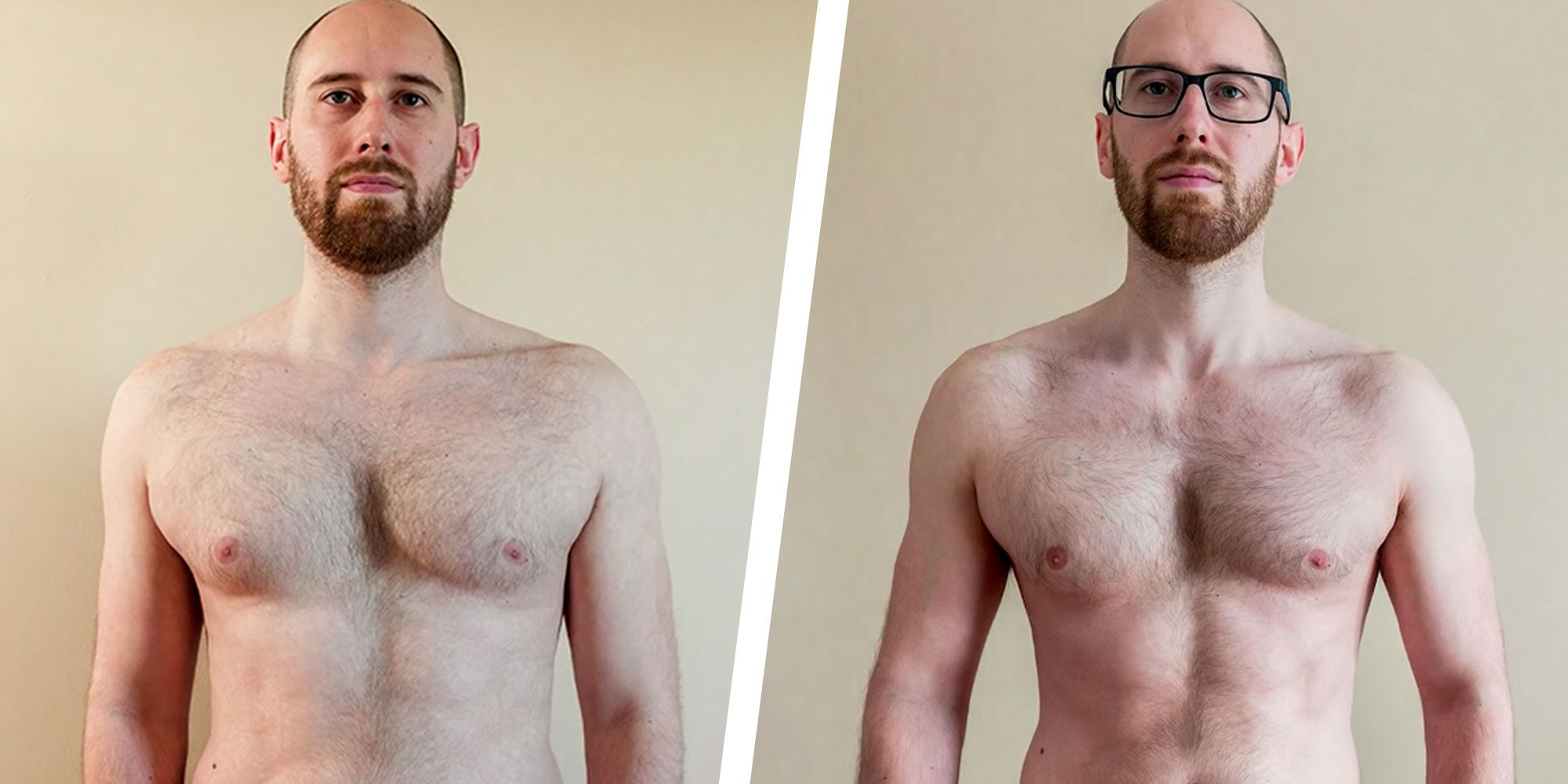 Alternate-Day Fasting Helped This YouTube Star Transform His Body In a Month