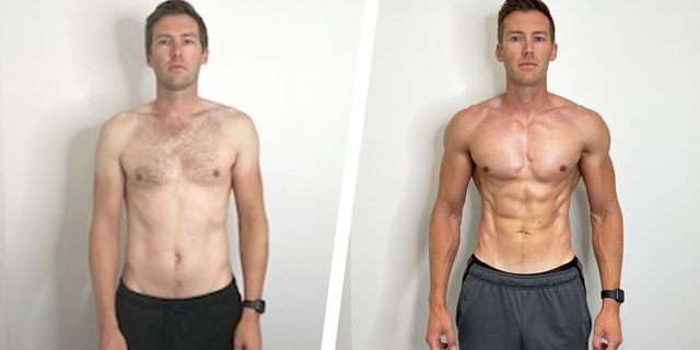 body transformation, up fitness