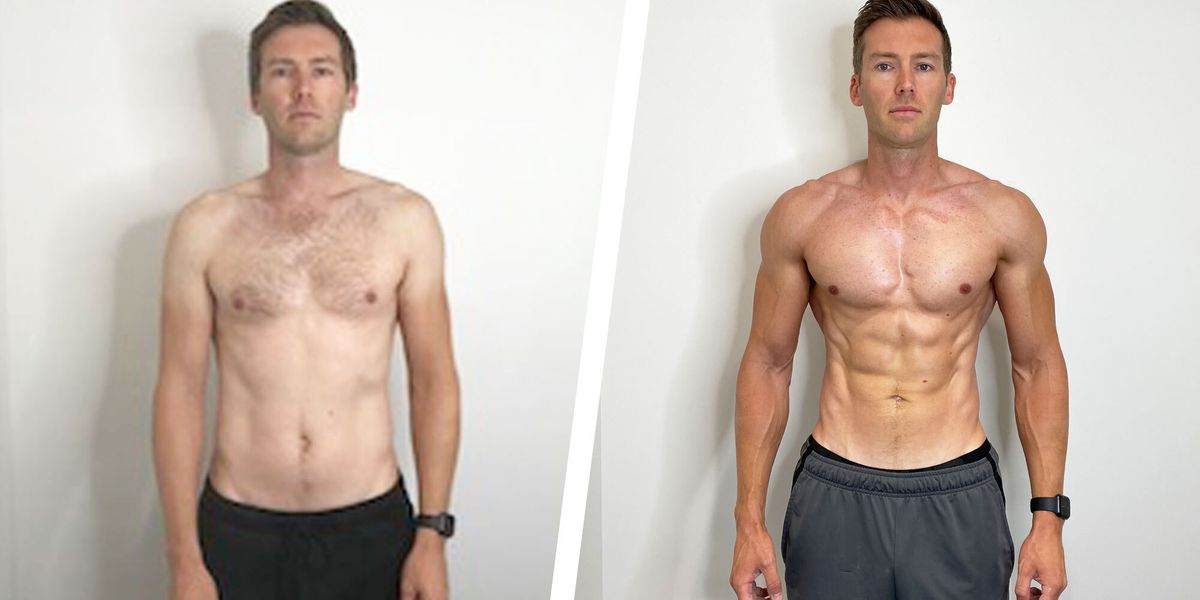 The Workout and Diet that Gave Me Shredded Abs