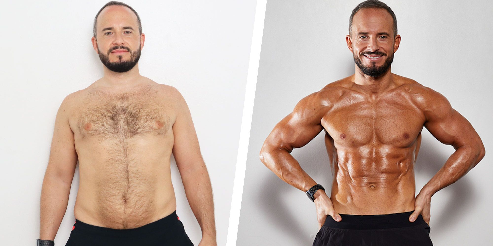 How Changing My Mindset Helped Me Lose 35 Pounds and Get Ripped