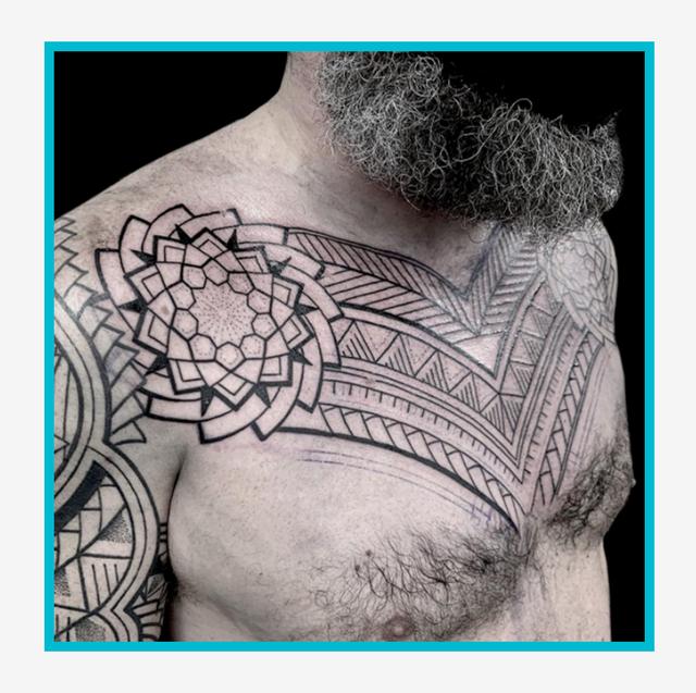 chest tatoo ideas