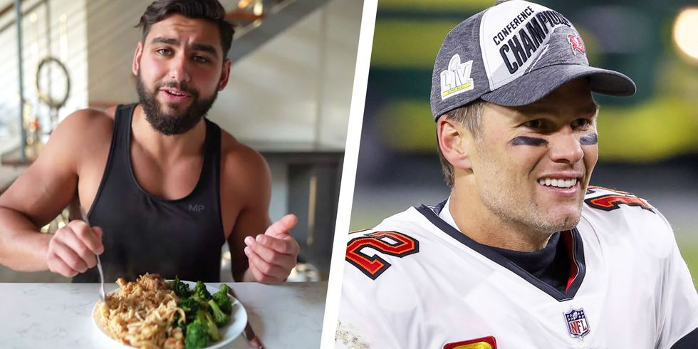 Here's What a Bodybuilder Thought After Trying Tom Brady's Game Day Diet thumbnail