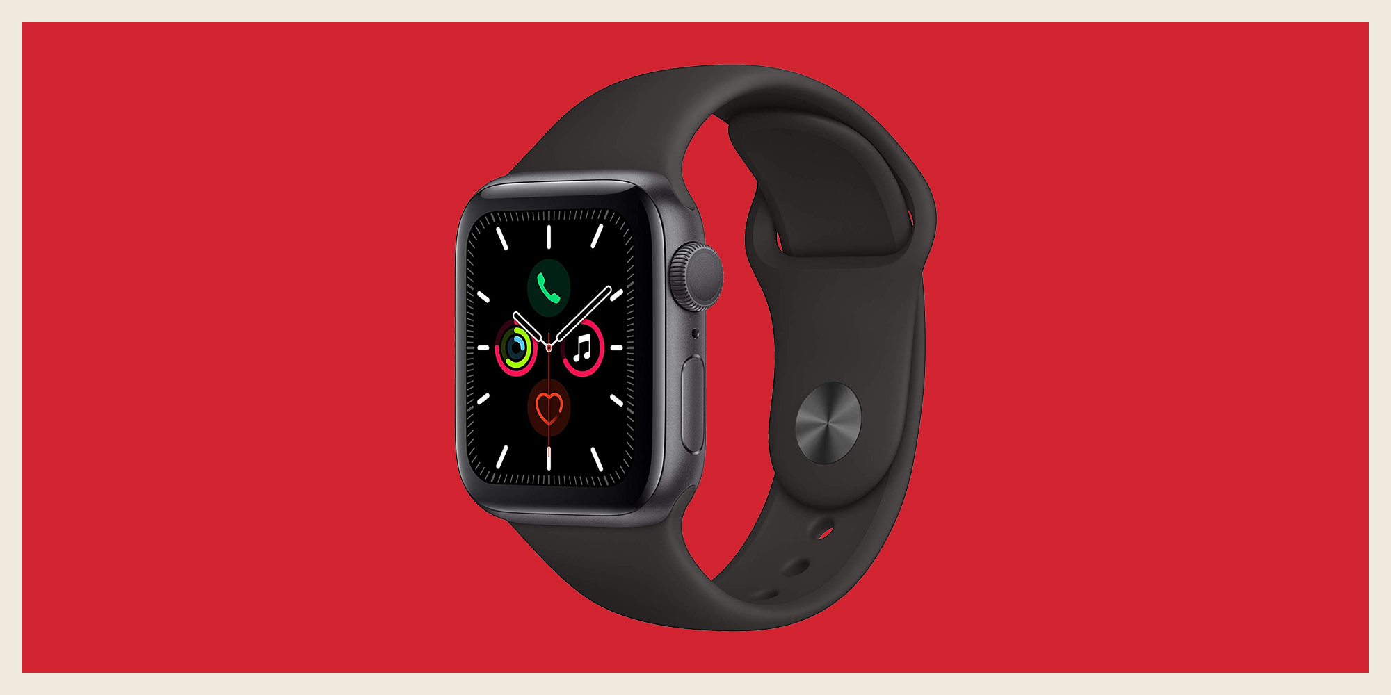 The Apple Watch Series 5 Is on Sale for the Cheapest It's Ever Been
