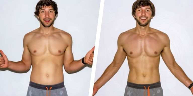 Watch What Happened When This Guy Did 100 CrossFit-Style Burpees Every Day for a Month