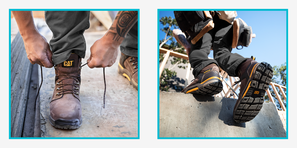 CAT's New Edge Work Boots Have Big Sneaker Energy to Combat Chronic Pain thumbnail